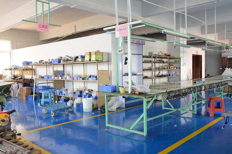 生产车间工具区