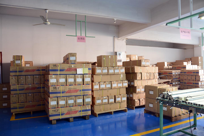 生产车间出货区