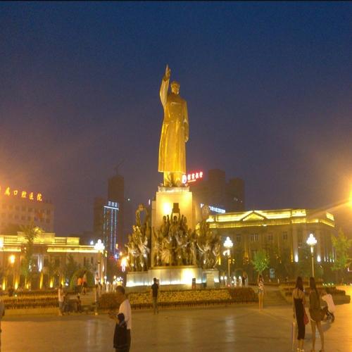 沈阳和平广场