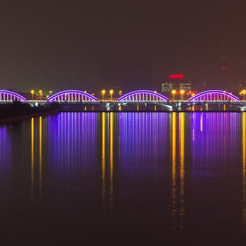 太原汾河桥