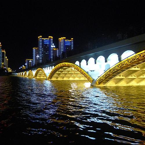 延吉市延新桥