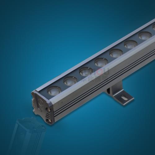 led线条灯厂家分析led线条灯光源的使用效率