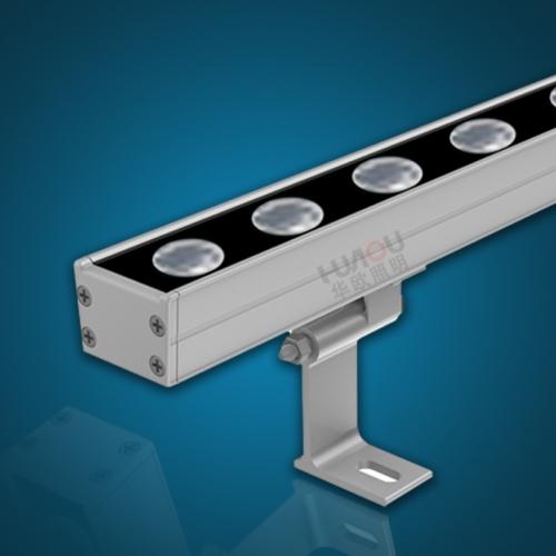 简要描述led线条灯的特性和色彩效果
